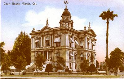 Visalia Court House
